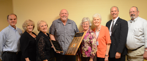 Past Recipients of the Eugene Holeman Award